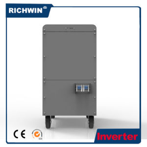 9kVA~12kVA Pure Sine Wave Solar Inverter, High Frequency on/off Grid Hybrid pictures & photos