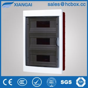 Hc-Lf 36ways Distribution Box Flush Type Box Plastic Box pictures & photos