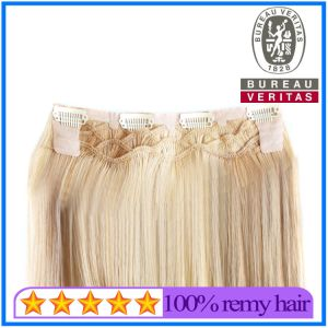 Multi Layers Multi Clips Clip in Hair Extension pictures & photos