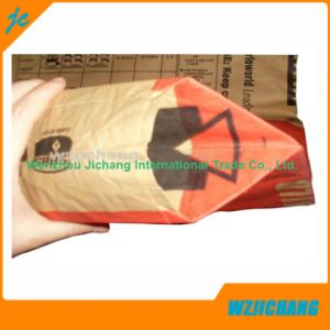 High Quality Kraft Paper Valve Bag pictures & photos