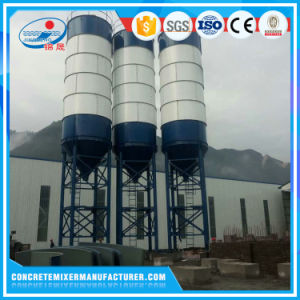 Low Cost Hzs75 (4hoppers) Cement Concrete Mixing Plant pictures & photos
