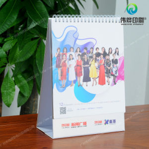 Office Supply Paper Pinting Table Calendar (for Promotion) pictures & photos