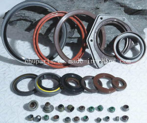 OE 12-27214-04 Valve Stem FPM Oil Seal for Benz pictures & photos