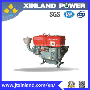 Horizontal Air Cooled 4-Stroke Diesel Engine Zs1125 for Machinery pictures & photos