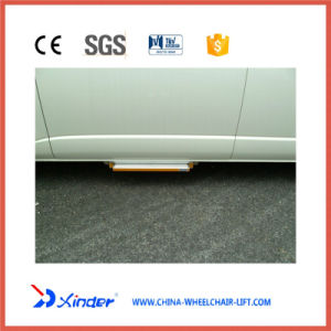 Xinder Electric Sliding Step for Motorhome and Caravan with Loading Capacity 250kg pictures & photos