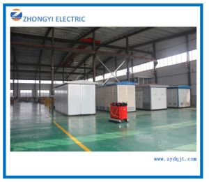 Outside Prefabricated Power Distribution Equipment 11kv Electrical Substation pictures & photos
