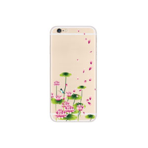Wholesale Clear Back Cover Soft TPU Mobile Phone Case Cover pictures & photos