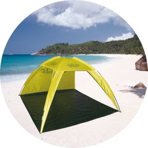 Beach Shelter Beach Tent with Four Side Wall pictures & photos