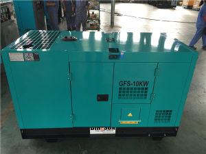 100kw/125kVA Silent Weifang Tianhe Diesel Engine Generator pictures & photos