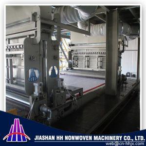 China Fine 3.2m Double S PP Spunbond Nonwoven Fabric Machine pictures & photos