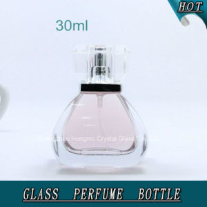 Wholesale Empty 30ml Crystal Glass Bottle for Perfume pictures & photos