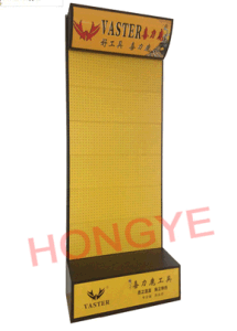 Tool Display Rack with Perforated Back Panel (OW-A12) pictures & photos