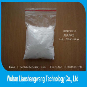 Omeprazole CAS: 73590-58-6 White Powder for Treating Stomach Disease pictures & photos