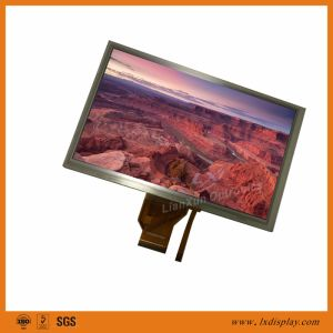 "China OEM LCD Factory 8"" 800*480 WVGA 50 Pins RTP Assembled TFT LCD Module pictures & photos"