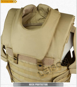 Full Protection Nij Iiia Ballistic Vest pictures & photos