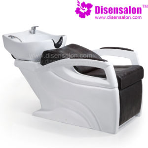 Comfortable High Quality Beauty Salon Furniture Shampoo Chair (C589) pictures & photos