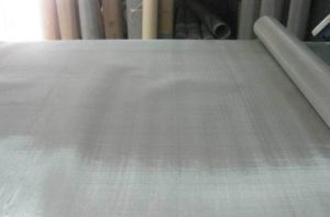 Stainless Steel Woven Wire Cloth / Fine Mesh Screen pictures & photos