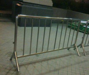 Crowed Control Barrier/Event Barrier/Temp Fence pictures & photos