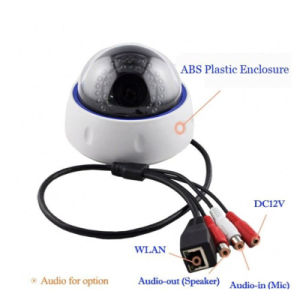 Smart Wdm 5.0MP Network CCTV P2p IP66 IR Dome IP Camera pictures & photos