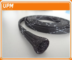 Polyester (PET) High Flame-Retardant Expandable Sleeving pictures & photos