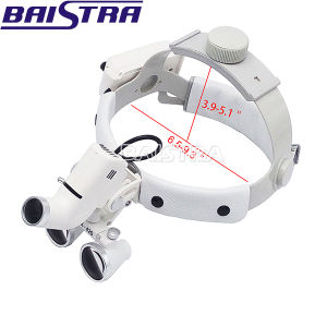2017 Best Selling Dental Optical Loupes with LED Head Light pictures & photos