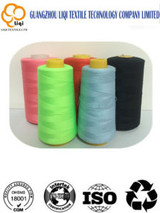 100% Polyester Core Spun Polyester Sewing Thread Price pictures & photos