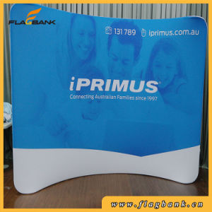 Portable Pop up Fabric Display for Trade Shows/Pop up Banner Stands pictures & photos