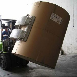 Heavy Duty Forklift Attachments Paper Roll Clamp 3.5ton to 4.5ton pictures & photos