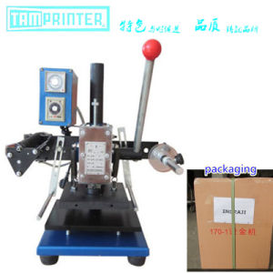 Tam-170-1 High Quality Semi-Auto Hot Stamping Machine pictures & photos