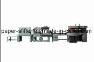 Cash Roll Converting and Packing Line Slitter Machine pictures & photos