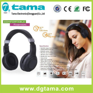 Foldable Design High-End Overhead Headband Wireless Bluetooth Headphone pictures & photos