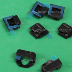 Backing Adhesive Silicone Rubber Gasket pictures & photos
