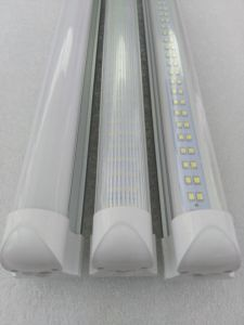Brightness cUL UL List 2400mm Double Row T8 8FT LED Tube Light 60W pictures & photos