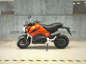 72V 2000W High Quality Electric Motorcycle pictures & photos