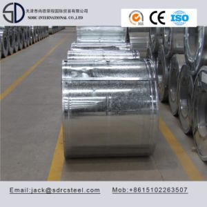 SGCC Dx51d G550 Full Hard Hot Dipped Galvanized Steel Coil pictures & photos