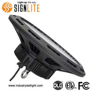200W LED UFO High Bay with ETL/Dlc4.1 pictures & photos