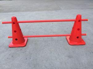 Plastic Orange Sports Cones Soccer Cones pictures & photos