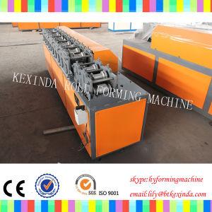 Folding Doors Galvanized Steel Roller Shutter Doors Making Machine pictures & photos