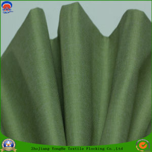 Home Textile Woven Polyester Waterproof Flame Retardant Blackout Window Curtain Fabric pictures & photos