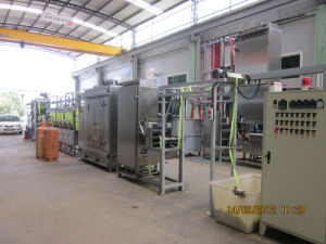 Label Ribbons Continuous Dyeing Machine (KW-812-S/D400) pictures & photos