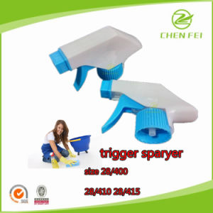 28 410 Trigger Aerosol Sprayer Head Plastic Trigger Sprayer