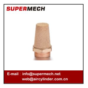 Sbe Male Threaded Brass Air Compressor Muffler, Exhaust Pipe Muffler pictures & photos