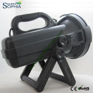 Powerful 30W COB Portable LED Flash Light 20000 Lumens 2.45kg pictures & photos
