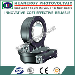 ISO9001/CE/SGS Worm Gear Reducer for Solar Tracking System pictures & photos
