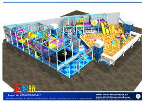 New Design Indoor Playground Equipment with Ce Certificiates