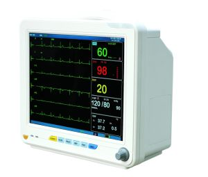12.1 CH Health ECG Monitor Patient, Hospital Patient Monitor-Yk-8000c pictures & photos
