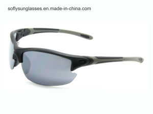 Men Design Half Frame Outdo Sports Sunglasses pictures & photos
