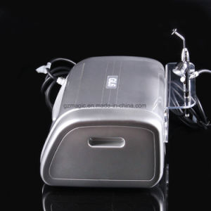Portable 2 in 1 Oxygen Hyperbaric Chamber Airbrush Spray Gun for Salon Use pictures & photos