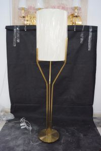 Stainless Steel Home Decoration Floor Lamps (KAF6116) pictures & photos