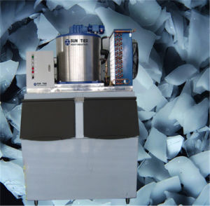 1700kg/Day Flake Ice Discus Fish for Sale Fabricadora Ice Machine pictures & photos